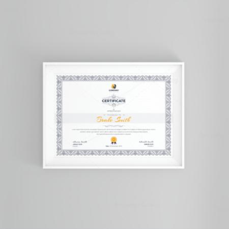 Diplomă A4